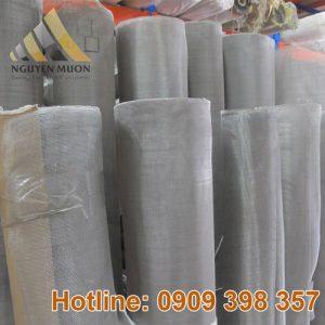 Lưới inox đan 304 Nguyên Muôn