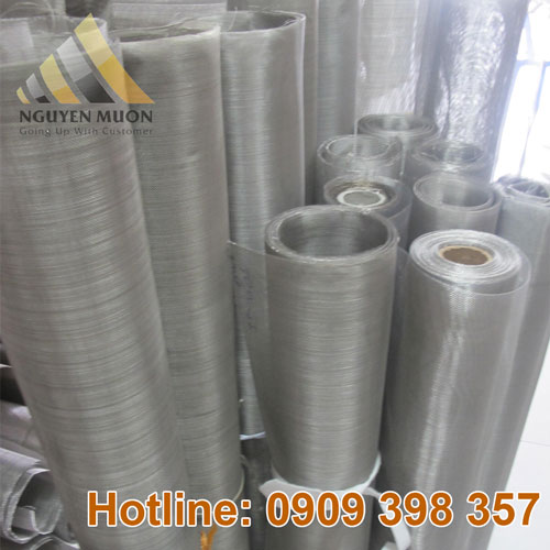 Lưới inox đan 316 Nguyên Muôn