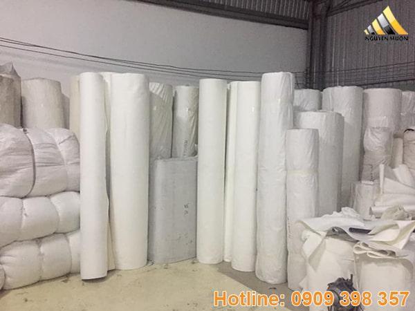 Chất liệu : PE 500, PE400, PTFE, Nomex, FMS, Filberglass, …