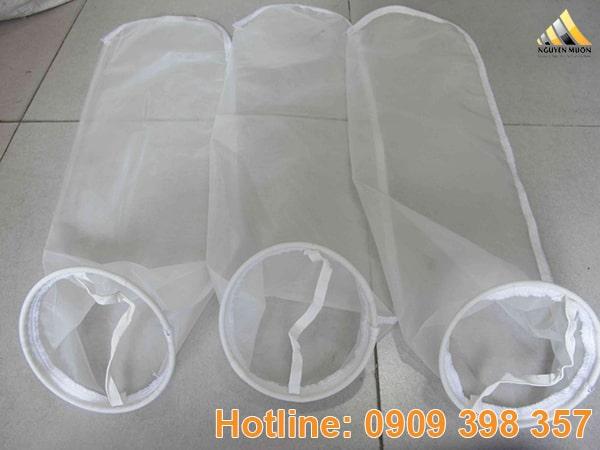 Do đó, túi lọc nylon NMO được ứng dụng nhiều để lọc thô ở cấp độ hạt cặn lớn, đặc biệt đối với chất lỏng có độ nhớt cao.