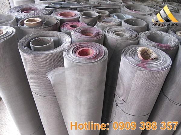 Được sử dụng hiệu quả với nhiều cấp độ lọc từ lọc tinh tới lọc thô, lưới inox rất chắc chắn và tái sử dụng lại dễ dàng