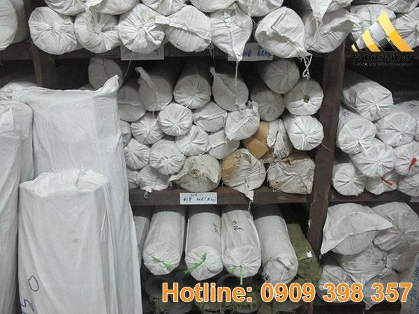 Mỗi loại đều có ưu nhược điểm khác nhau: lưới lọc, vải lọc, lõi lọc, bình lọc, bông lọc hay bình lọc