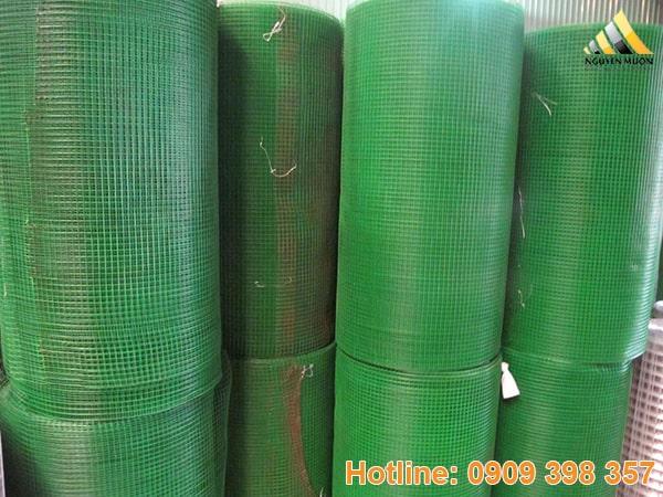 Tấm lưới thép hàn chập là các sợi ngang và sợi dọc được chập vào nhau. Nhờ nhiệt độ cao nóng chảy và dính và vào nhau.