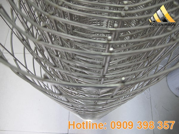 Ứng dụng của lưới hàn trong nhiều ngành nghề khác nhau