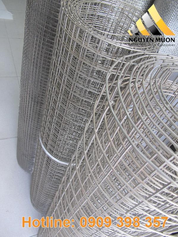 Hình ảnh sản phẩm lưới hàn 304