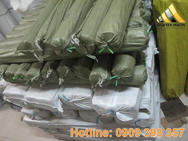 Kho chứa lưới chống muỗi inox