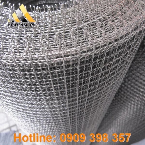 Lưới inox hay còn gọi là lưới thép không gỉ