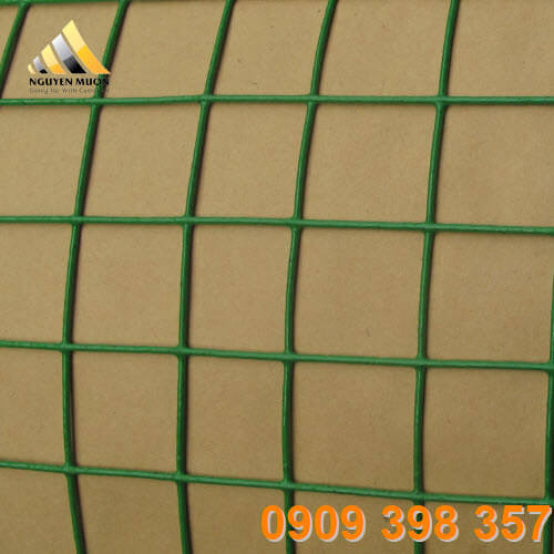 Lưới thép hàn bọc nhựa